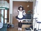 японочка классно танцует 2